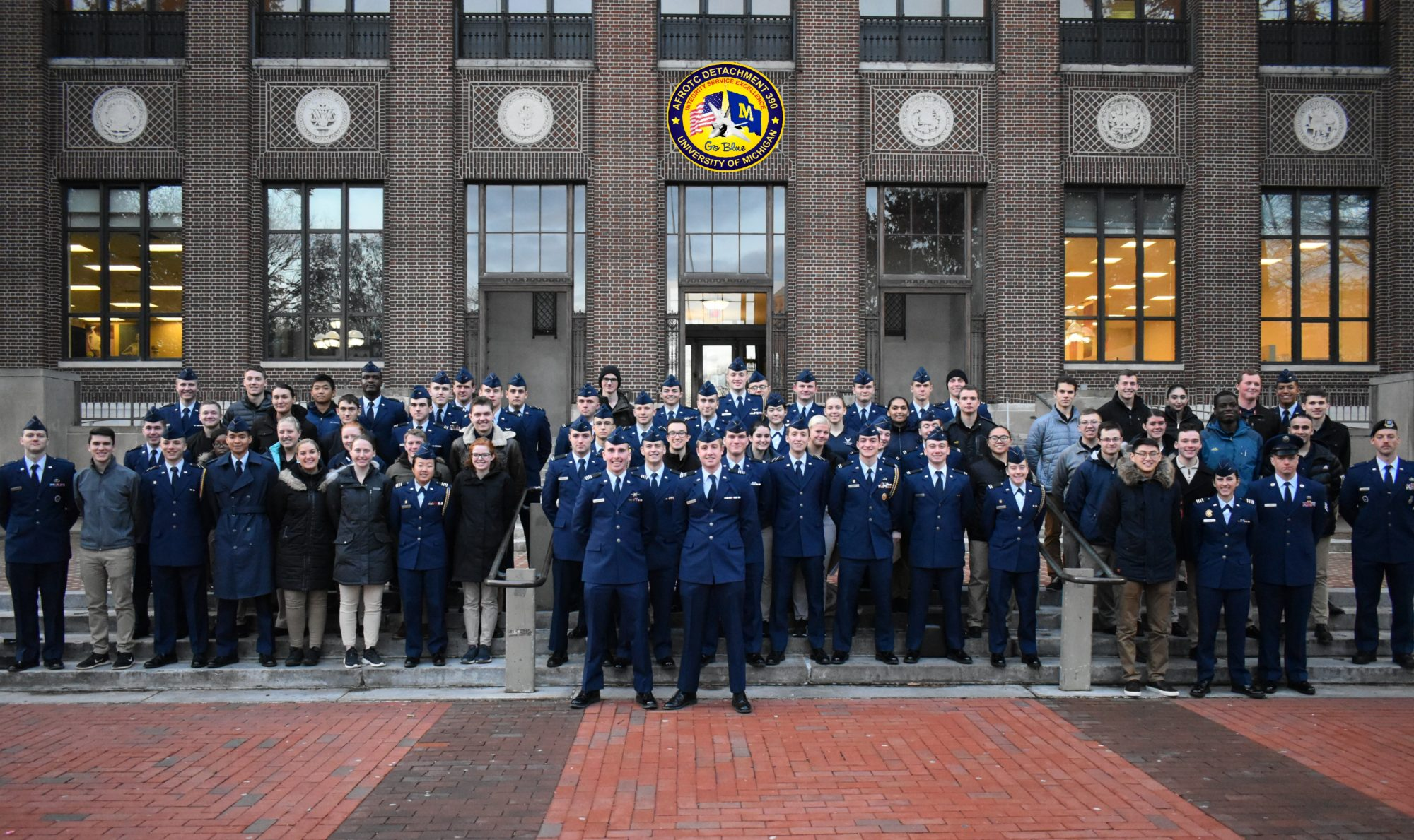 Air Force ROTC Detachment 390
