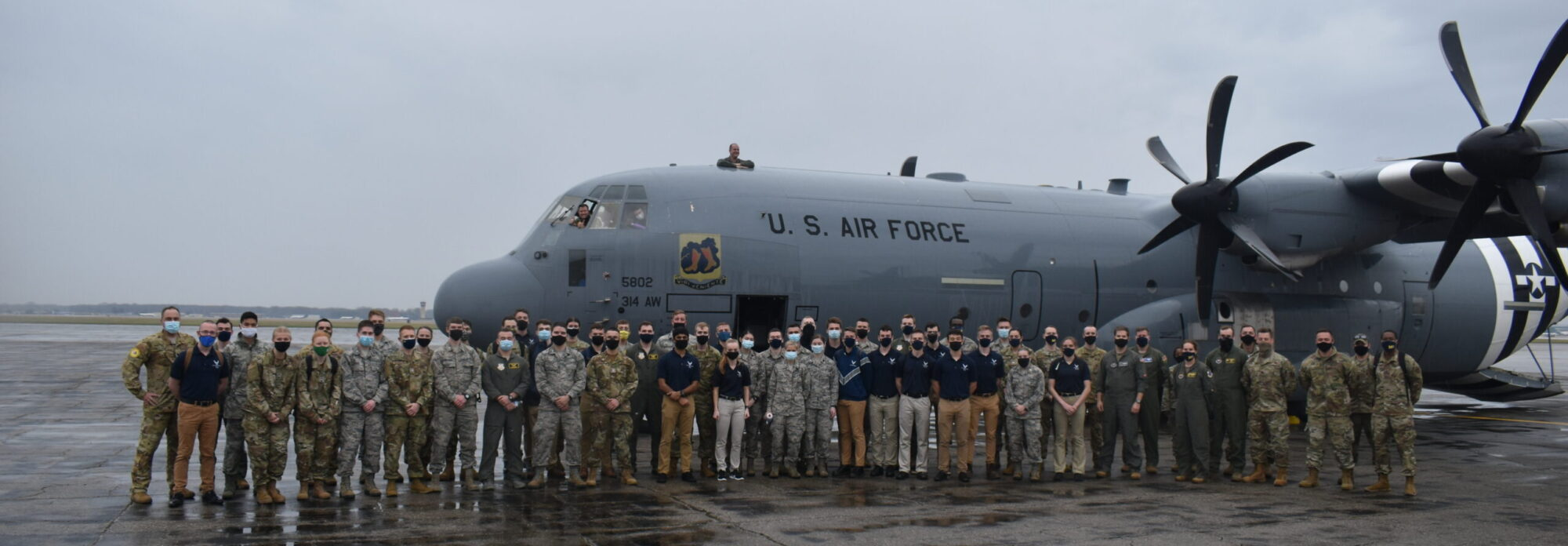 Air Force ROTC Detachment 390